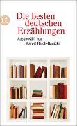 Cover-Bild zu Reich-Ranicki, Marcel (Hrsg.): Die besten deutschen Erzählungen