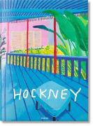 Cover-Bild zu Holzwarth, Hans Werner (Hrsg.): David Hockney. A Bigger Book