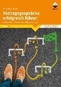 Cover-Bild zu Vertragsgespräche erfolgreich führen von Heiber, Andreas