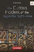 Cover-Bild zu Cornelsen Senior English Library, Literatur, Ab 10. Schuljahr, The Curious Incident of the Dog in the Night-Time, Textband mit Annotationen