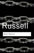 Cover-Bild zu Russell, Bertrand: What I Believe