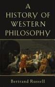 Cover-Bild zu Russell, Bertrand: A History of Western Philosophy