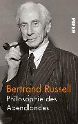 Cover-Bild zu Russell, Bertrand: Philosophie des Abendlandes