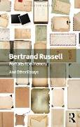 Cover-Bild zu Russell, Bertrand: Portraits from Memory