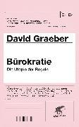 Cover-Bild zu Graeber, David: Bürokratie
