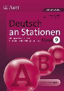 Cover-Bild zu Deutsch an Stationen 9 von Euler, Verena