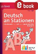 Cover-Bild zu Deutsch an Stationen 1 Inklusion (eBook) von Klügel, Timo