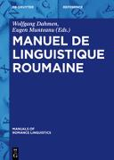 Cover-Bild zu eBook Manuel de linguistique roumaine