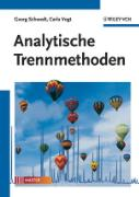 Cover-Bild zu Schwedt, Georg: Analytische Trennmethoden
