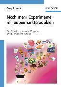 Cover-Bild zu Schwedt, Georg: Noch mehr Experimente mit Supermarktprodukten
