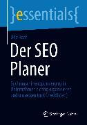 Cover-Bild zu Der SEO Planer (eBook) von Raaf, Udo