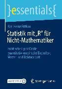 """Cover-Bild zu Statistik mit """"R"""" für Nicht-Mathematiker (eBook) von Fittkau, Karl-Heinz"""