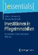 Cover-Bild zu Investitionen in Pflegeimmobilien (eBook) von Engelhardt, Clemens