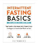 Cover-Bild zu Intermittent Fasting Basics (eBook) von Boyers, Lindsay