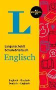 Cover-Bild zu Langenscheidt Schulwörterbuch Englisch