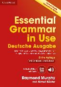 Cover-Bild zu Essential Grammar in Use. German Third Edition. Book with answers and Interactive ebook