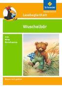 Cover-Bild zu Korschunow, Irina: Wuschelbär. Lesebegleitheft