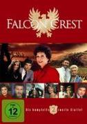 Cover-Bild zu Lorenzo Lamas (Schausp.): Falcon Crest - Die komplette 2. Staffel (6 Discs)