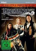 Cover-Bild zu Lorenzo Lamas (Schausp.): Renegade - Gnadenlose Jagd - Staffel 3