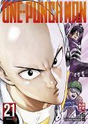 Cover-Bild zu Murata, Yusuke: ONE-PUNCH MAN - Band 21
