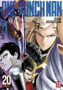 Cover-Bild zu Murata, Yusuke: ONE-PUNCH MAN - Band 20