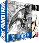 Cover-Bild zu Murata, Yusuke: ONE-PUNCH MAN 15 - mit Sammelschuber