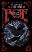 Cover-Bild zu Poe, Edgar Allan: The Complete Tales and Poems of Edgar Allan Poe