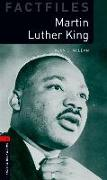 Cover-Bild zu Oxford Bookworms Library Factfiles: Level 3:: Martin Luther King