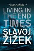 Cover-Bild zu Zizek, Slavoj: Living in the End Times
