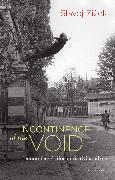 Cover-Bild zu Zizek, Slavoj: Incontinence of the Void