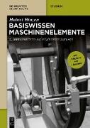Cover-Bild zu Basiswissen Maschinenelemente (eBook) von Hinzen, Hubert