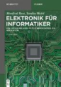 Cover-Bild zu Elektronik für Informatiker (eBook) von Rost, Manfred