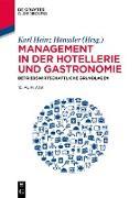Cover-Bild zu Management in der Hotellerie und Gastronomie (eBook) von Hänssler, Karl Heinz (Hrsg.)