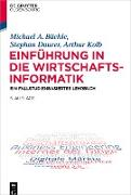 Cover-Bild zu Einführung in die Wirtschaftsinformatik (eBook) von Bächle, Michael A.
