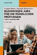 Cover-Bild zu Basiswissen Jura für die mündlichen Prüfungen (eBook) von Werkmeister, Christoph