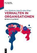 Cover-Bild zu Kritische Fallstudien zum Verhalten in Organisationen (eBook) von Rybnikova, Irma (Hrsg.)