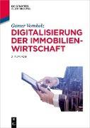 Cover-Bild zu Digitalisierung der Immobilienwirtschaft (eBook) von Vornholz, Günter