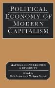 Cover-Bild zu Crouch, Colin (Hrsg.): Political Economy of Modern Capitalism