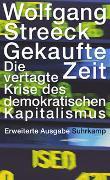 Cover-Bild zu Streeck, Wolfgang: Gekaufte Zeit