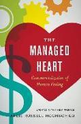 Cover-Bild zu Hochschild, Arlie Russell: The Managed Heart