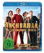 Cover-Bild zu Ferrell, Will: Anchorman - Die Legende kehrt zurück