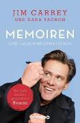 Cover-Bild zu Carrey, Jim: Memoiren und Falschinformationen