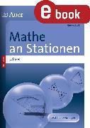 Cover-Bild zu Mathe an Stationen Spezial Winkel (eBook) von Avci, Sezer