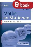 Cover-Bild zu Mathe an Stationen Konstruktion in der Geometrie (eBook) von Wolf, Christian