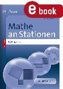 Cover-Bild zu Mathe an Stationen Satz des Pythagoras (eBook) von Wolf, Christian