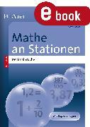 Cover-Bild zu Mathe an Stationen SPEZIAL Dezimalbrüche (eBook) von Avci, Sezer