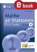 Cover-Bild zu Mathe an Stationen 8 Inklusion (eBook) von Ksiazek, Bernard