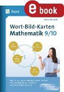 Cover-Bild zu Wort-Bild-Karten Mathematik Klassen 9-10 (eBook) von Ksiazek, Bernard
