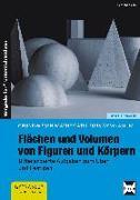 Cover-Bild zu Flächen und Volumen von Figuren und Körpern von Ksiazek, Bernard