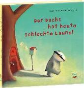 Cover-Bild zu Petz, Moritz: Der Dachs hat heute schlechte Laune. SuperBuch